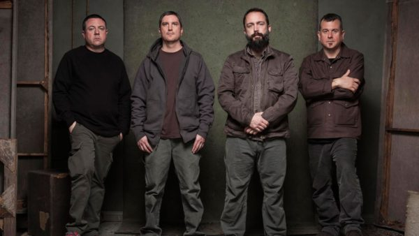 Clutch Announce U.S. Tour Dates With Lucero, The Sword